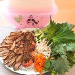Excellent soirée, le repas à été délicieux, bien accueilli et servi à Hoa Sen