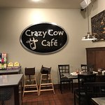 Crazy Cow Cafe - Free Breakfast