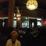 Pano of restaurant