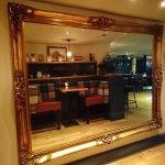 Enormous mirror
