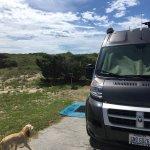 Ocracoke Campground Foto