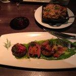 Dinner at Besh Steak House