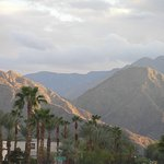 Santa Rosa Mountains near Old Town La Quinta