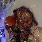 Rib-eye steak.  I think not
