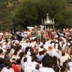 Romería de Nuestra Señora de Setefilla Patrona de Lora del Rio, celebrada el 08 de Septiembre de