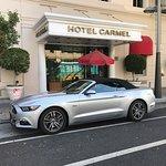 Hotel Carmel Foto