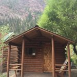 Foto de Ouray Riverside Inn and Cabins