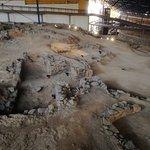 Detalle construcción casa Cueva Pintada