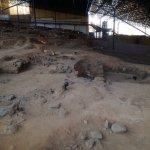Detalle construcción casas Cueva Pintada