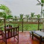 Ocean Deluxe Room Balcony at Furama Resort Danang