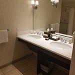 ADA Queens Bathroom at La Casa del Zorro