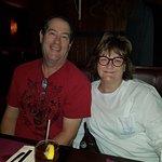 Brian and Maura at Dube's