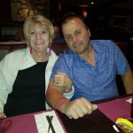 Pam & Mike at Dube's