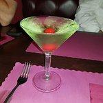 Apple Martini to the Brim