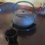 Hot Tea, Kirin Chinese Restaurant, Berkeley, Ca