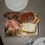 Three Meat plate