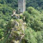 Vue de la tour la plus haute