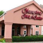 Hampton Inn & Suites Newport News (Oyster Point) Foto