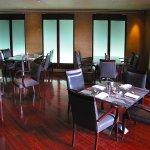 Radii Restaurant - Seating options, on upper level