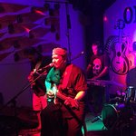 Komang Moko Blues experience playing at Omang.
