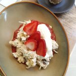 Breakfast - bircher