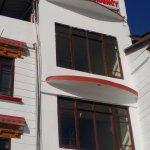 Hotel Zojila Residency front view