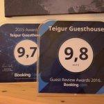 Teigur Guesthouse Foto