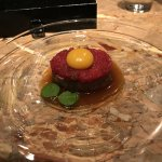 Stake Tartare - Wagyu, Bell pepper and Beef