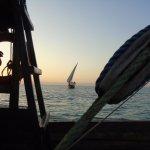 Foto Sunset Kendwa