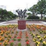 central park statue 1