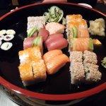 Sushi-Platte für 2 Personen