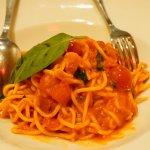 LE PASTE:Spaghetti Pomodoro