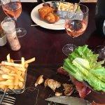 Burgundy Restaurant Foto