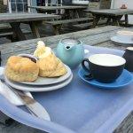 Cream tea £6