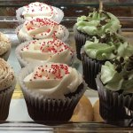 Rosie's is a welcoming hidden gem with delicious cupcakes as well as savory and sweet pastries.