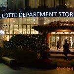 Lotte next door