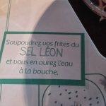 Le sel Léon
