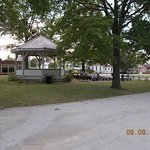 Pavilion in Old Shawnee Town