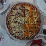 Ricas pizzas