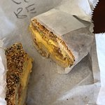 Bagel & Bialy w/ Bacon, Egg & Cheese