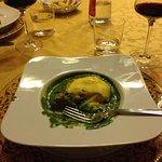 Spinach ravioli - really tasty