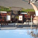 Great restaurant and bar on River Vistula