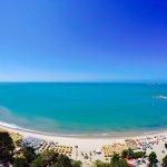 Vista do 20* andar, em frente a Beira Mar