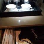 tea/coffee making facilities etc