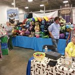 Siamese Cat Rescue Center table at National Capital Cat Show