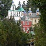 Псково-Печерский монастырь, август 2017