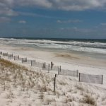 """""""The View"""" and the """"white sands"""" of Miramar Beach"""