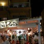 Foto de SA PUNTA FORMENTERA Restaurante Pizzeria Ristorante