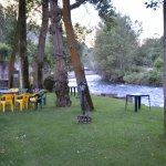 Hotel Castellarnau - Garden and River