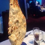 The wonderful hanging naan bread
